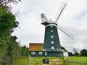 TOWER MILL AT BURNHAM OVERY