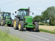 Suffolk Day Tractor Run