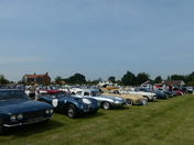 Ludham Open Gardens and Classic Car Show