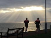 Gorleston-on-Sea park run