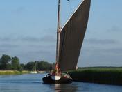 Wherry on the Waveney
