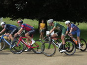 National Cycle Race Holkham Hall