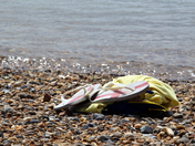 A warm day in West Mersea