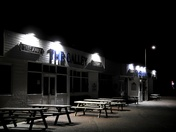Lowestoft at night