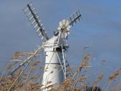 Historical Norfolk - Thurne Mill