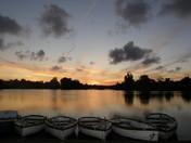 Sunsets. (photo challenge)