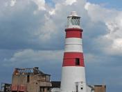 Windsurf to Orford lighthouse :)