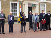 Huntingdon Seafarers remember Sea Sunday