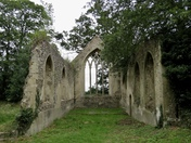 Ruin of St Mary's Church