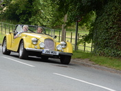 Whatfield Vintage Vehicle Road Run