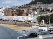 LBGT Flag Skyline