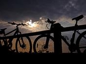 Felixstowe bike ride :)