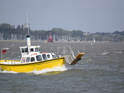 Harwich Harbour Ferry.