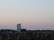 Lowestoft sky line