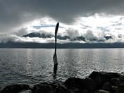 Lake at Montreux