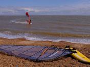 Felixstowe windsurfing:)