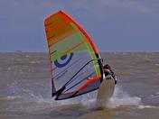 Felixstowe windsurfing