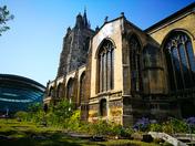St Peter mancroft church Norwich
