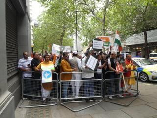 Peaceful Demonstration