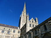 MAJESTIC NORWICH CATHEDRAL