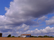 Big Suffolk skies - Shingle Street