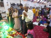 Celebrations of Janam Ashtmy