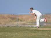 My walk along the North Sea Wall Lowestoft and the Denes Oval at Lowestoft