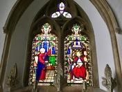 Project 52..church window