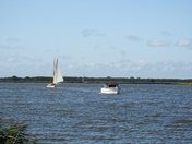 Boats On The Broads