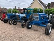 Classic Ford Tractors