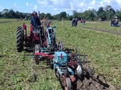 Ploughing Match at Wick St Lawrence