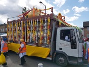 Barking to Seven Kings Sikh Nagar Kirtan