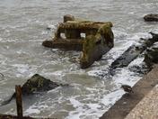 The North Sea Wall Lowestoft
