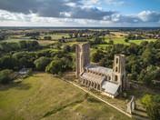 Wymondham Abbey.