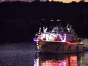 St Ives Illuminated Boat Parade 2019