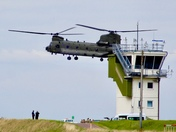 Chinook coming in to land