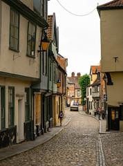 Project 52 - Week 38 - Norfolk Streets