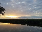 Broads Sunset - River Thurne
