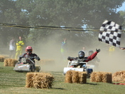 British Lawn Mower Racing Event