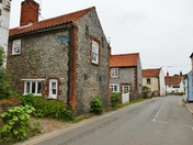 PROJECT 52, NORFOLK STREETS, BLAKENEY