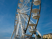 The Big Wheel on Exmouth Seafront