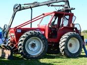 County Tractors Working Weekend