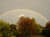 Double Rainbow over Attleborough