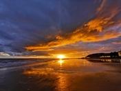 Sunrise at Cromer