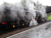 A wet day in Norfolk