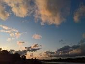 martlesham creek sunset