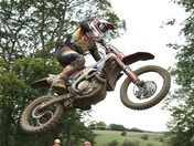 Lewis Tombs winning all three races at the eastern centre Championship at Lyng