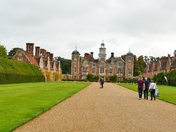 beautiful blickling hall
