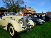Ufford White Lion Autumn Rally