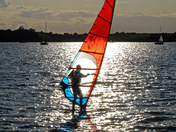 Levington windsurf
